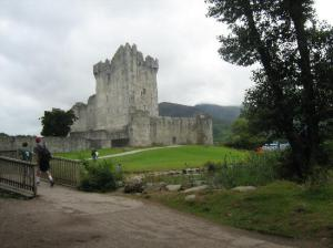 Ross Castle Killarney, Co Kerry